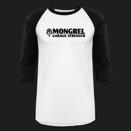 MGS Flat Logo png - Baseball T-Shirt