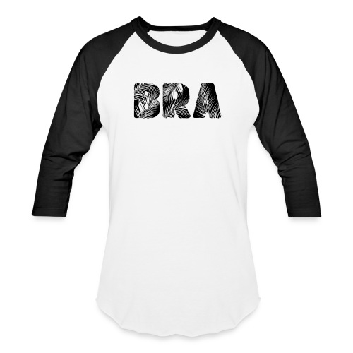 Bra Black - Baseball T-Shirt
