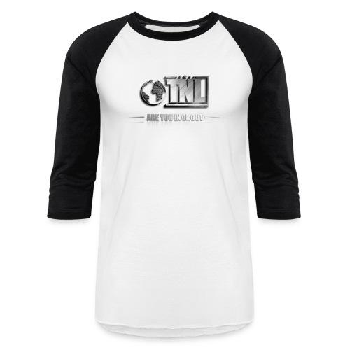 TNL 3D - Unisex Baseball T-Shirt
