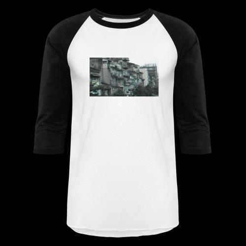 Ruined Society - Baseball T-Shirt