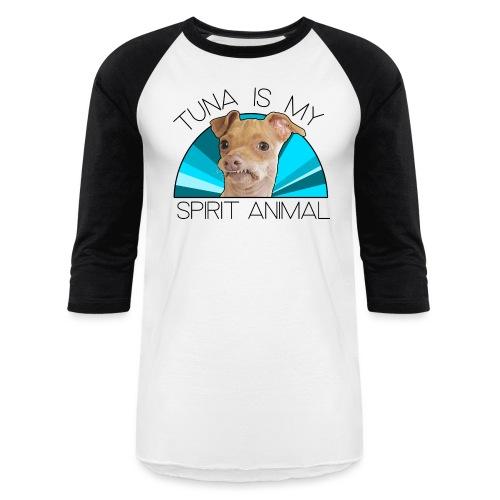Spirit Animal–Cool - Unisex Baseball T-Shirt