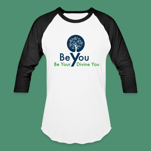 Be Your Divine You - Unisex Baseball T-Shirt