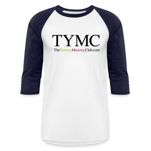 TYMC_LOGO - Baseball T-Shirt