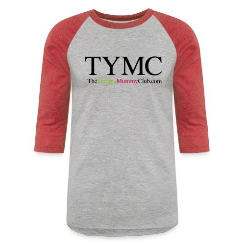 TYMC_LOGO - Unisex Baseball T-Shirt
