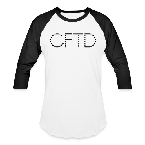 gftd1 - Unisex Baseball T-Shirt