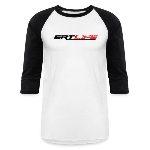 srt2black - Unisex Baseball T-Shirt