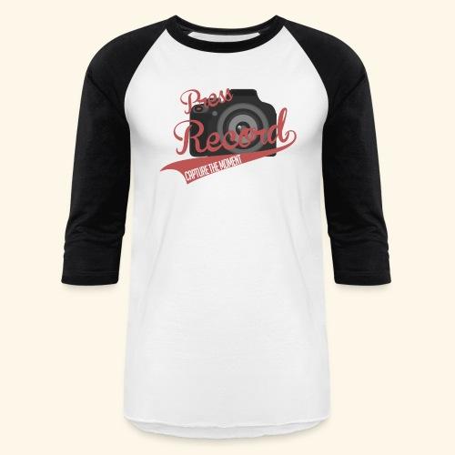 Baseball png - Unisex Baseball T-Shirt