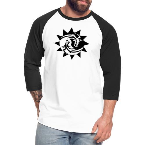Dragon Synergy - Unisex Baseball T-Shirt
