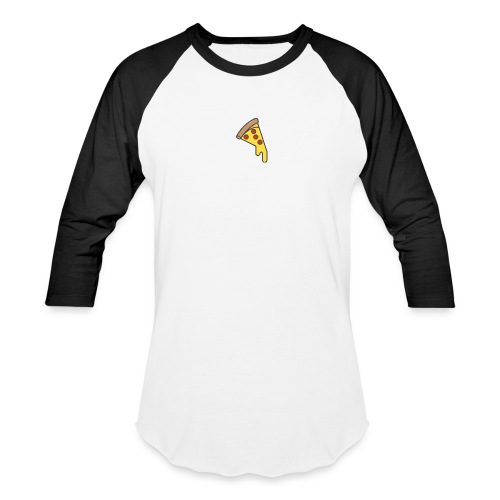 Pizza - Baseball T-Shirt