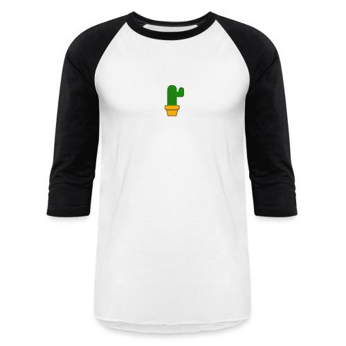 cactus - Baseball T-Shirt
