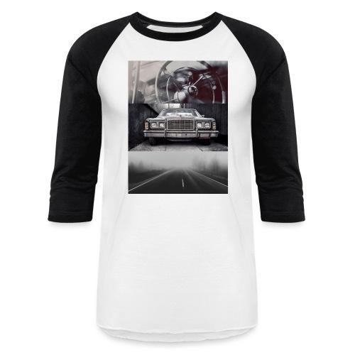 Old car Ford - Baseball T-Shirt