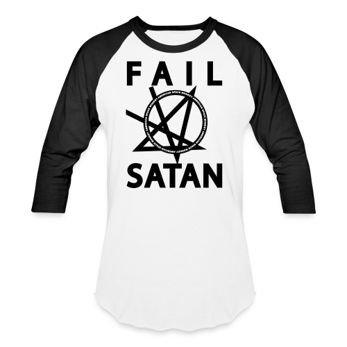 Mobile Satan Cup - Baseball T-Shirt