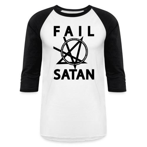 Mobile Satan Cup - Unisex Baseball T-Shirt