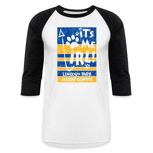 Welcome Back IRL - Unisex Baseball T-Shirt