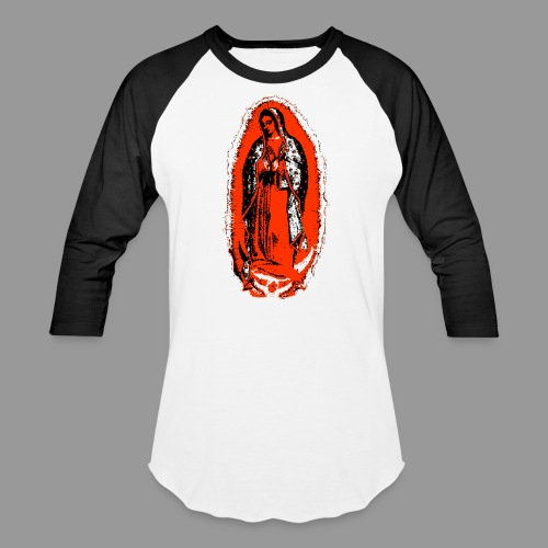 Mary's Glow - Unisex Baseball T-Shirt