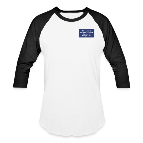 IMACU 2017 sweater design png - Baseball T-Shirt