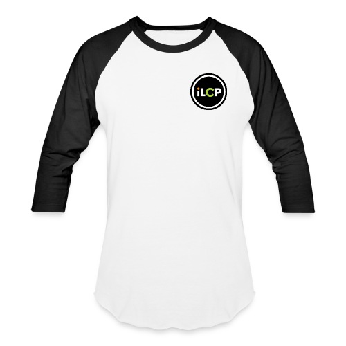 iLCP logo circle - Baseball T-Shirt