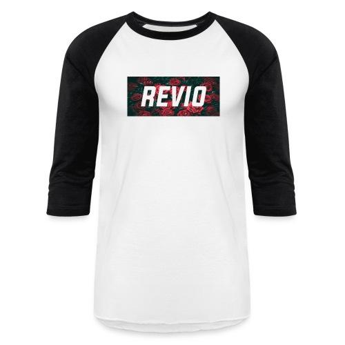 Revio Logo shirt - Unisex Baseball T-Shirt