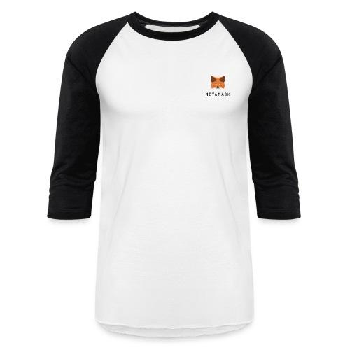 MetaMask Classic - Unisex Baseball T-Shirt