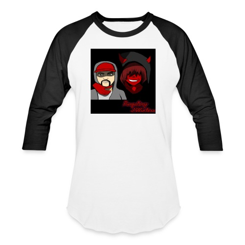 Purgatory fans - Unisex Baseball T-Shirt