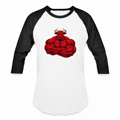 REDBULL - Baseball T-Shirt