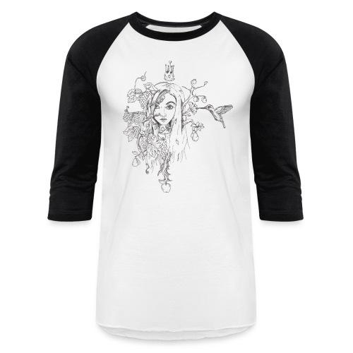 frontgirl - Baseball T-Shirt
