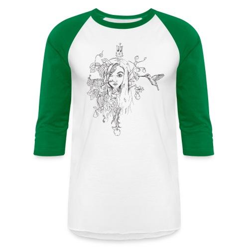 frontgirl - Unisex Baseball T-Shirt