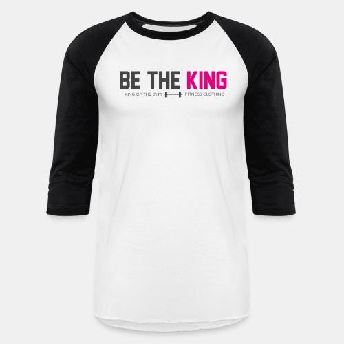 DesignBETHEKING Fonce - Unisex Baseball T-Shirt
