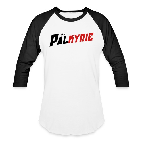 ValkyriePal2 - Unisex Baseball T-Shirt