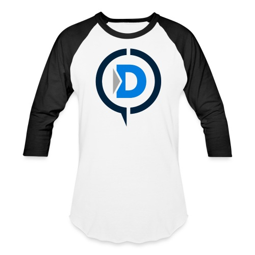 QuickDrop - Unisex Baseball T-Shirt