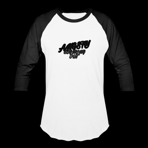 Angsty Signing Out Collection - Unisex Baseball T-Shirt