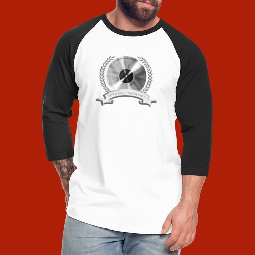 WITNESSTHEFAME PLATINUM SEAL - Unisex Baseball T-Shirt