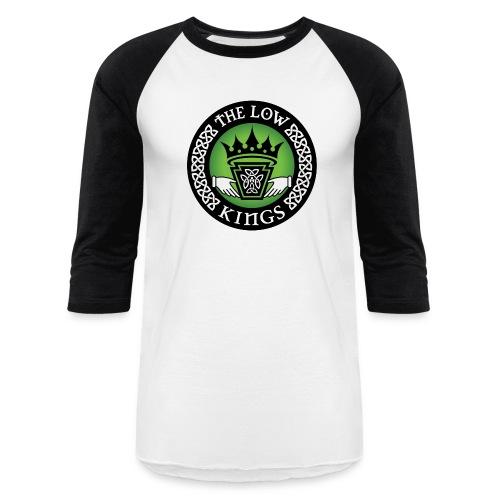 Color logo - Unisex Baseball T-Shirt