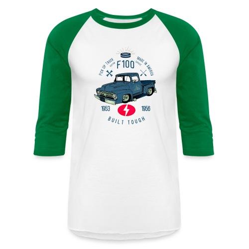 F100 Built Tough - Unisex Baseball T-Shirt