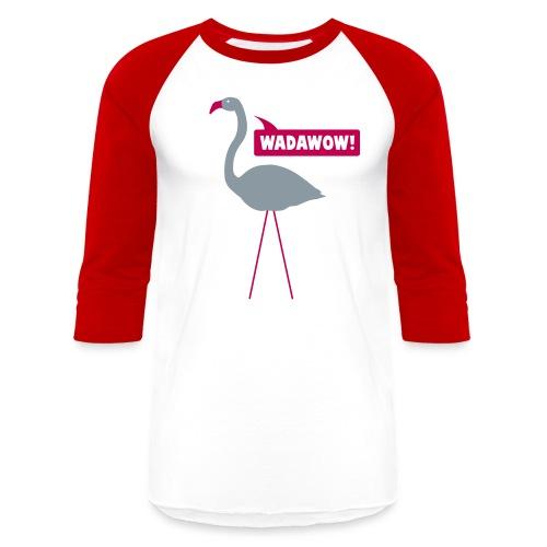 wadawow 2 couleurs - Baseball T-Shirt