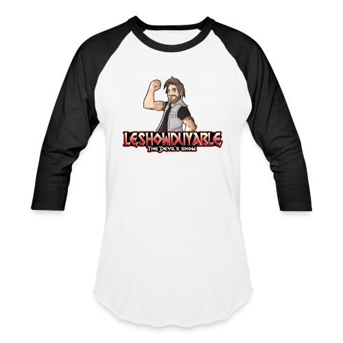 LeShowDuyable Hola! - Baseball T-Shirt