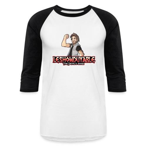 LeShowDuyable Hola! - Unisex Baseball T-Shirt