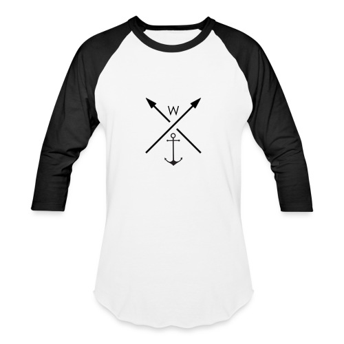 anchor - Baseball T-Shirt