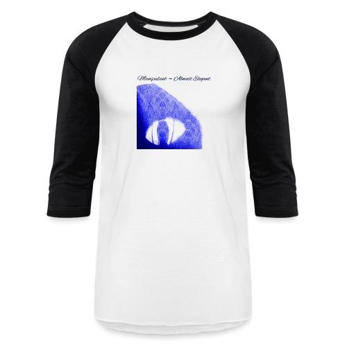 almost elegant - Unisex Baseball T-Shirt