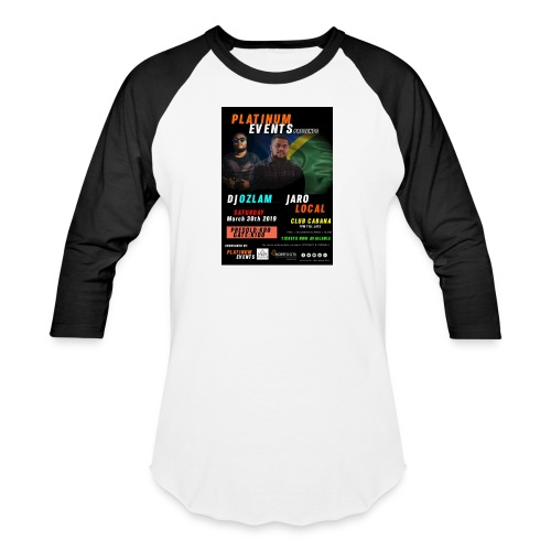 Promo Merch - Baseball T-Shirt