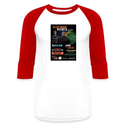 Promo Merch - Unisex Baseball T-Shirt