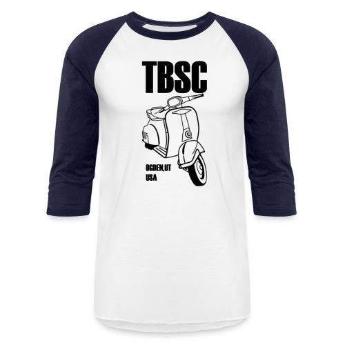 TBSC CLASSIC TP HR - Unisex Baseball T-Shirt