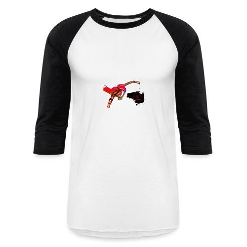 Fueled Up - Baseball T-Shirt