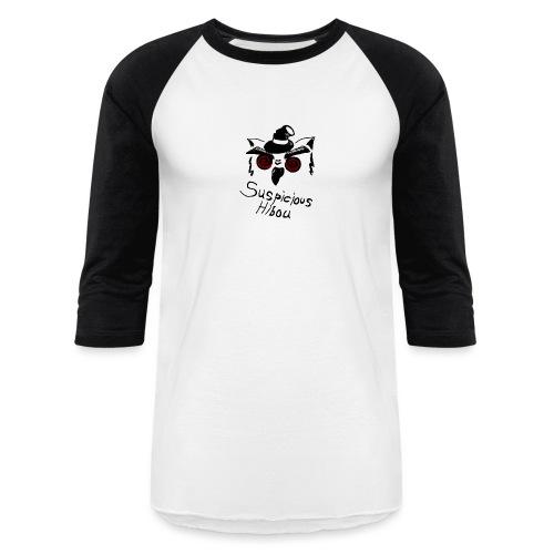 suspicious hibou dark emp - Unisex Baseball T-Shirt