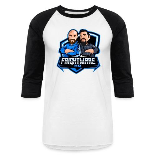 Frightmare HQ - Unisex Baseball T-Shirt