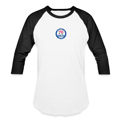 ICEBING002 - Unisex Baseball T-Shirt