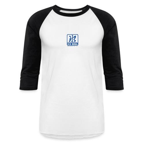 ICEBING003 - Unisex Baseball T-Shirt