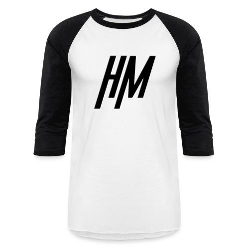 HypnoticMarc - Logo - Unisex Baseball T-Shirt