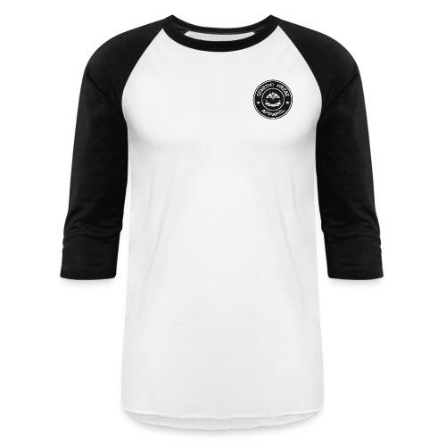 genetic_freak_logo_final - Unisex Baseball T-Shirt