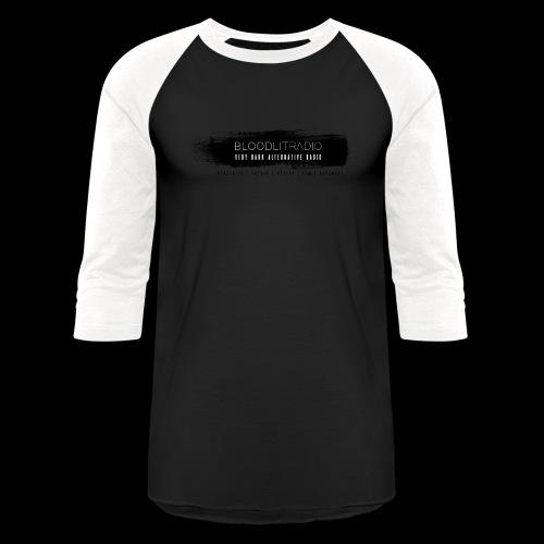 Bloodlit Radio 3 - Baseball T-Shirt